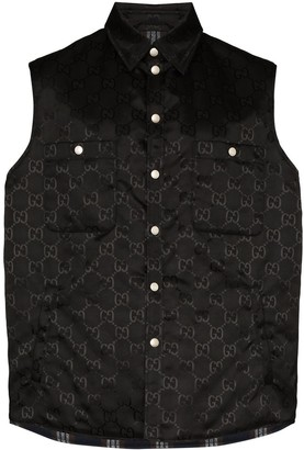 Gucci Off The Grid GG Supreme waistcoat
