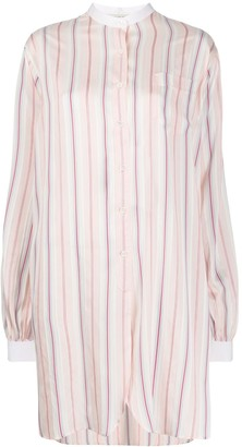 Etro Stripe Print Dress