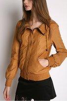 WeSC Ellie Leather Jacket