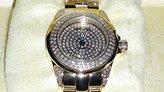Invicta Women's Pro Diver Quartz 0.95ctw Diamond Pave Dial Bracelet Watch Model 14521