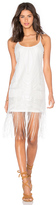 Lucy Paris x REVOLVE Lily Fringe Dress