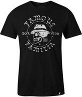 Famous Stars & Straps Por Vida Graphic-Print T-Shirt