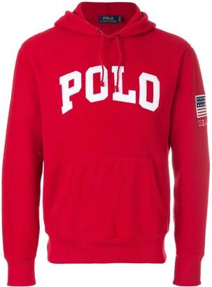 Polo Ralph Lauren Branded Hoodie