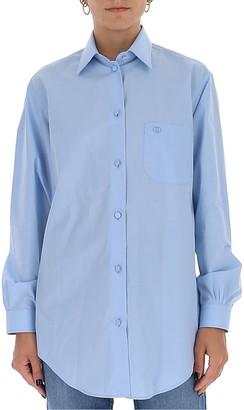 Gucci GG Pocket Detail Shirt