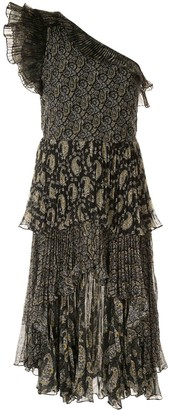 Altuzarra Kamala ruffle dress