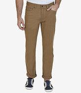 Nautica Straight Fit 5-Pocket Stretch Pants