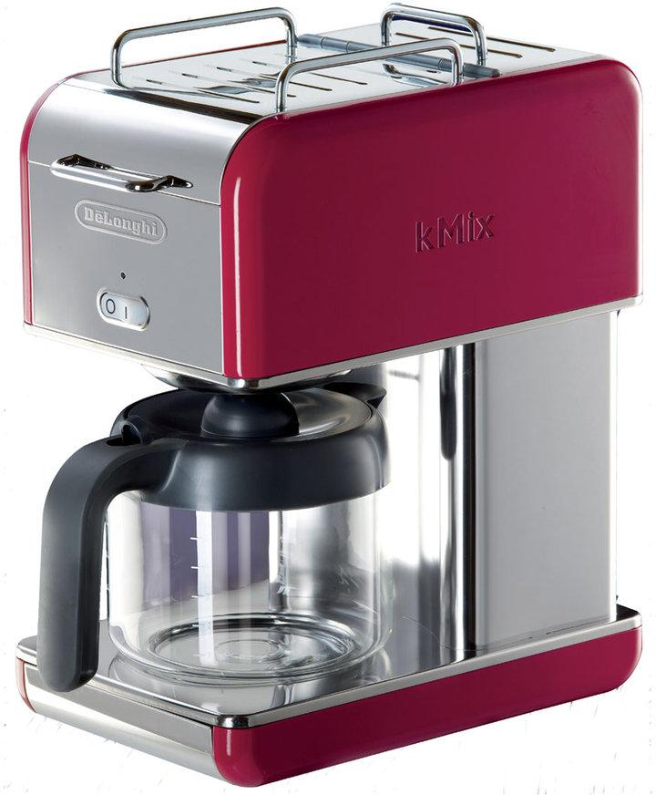 De'Longhi INC kMix 10 Cup Coffee Maker