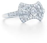 Kwiat Women's Vintage Bow Diamond Ring