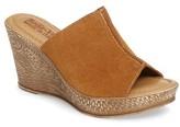 Bella Vita Women's Wedge Slide Sandal