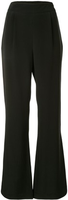 LA COLLECTION Silk High Waisted Trousers