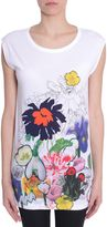 Stella McCartney Long Sleeveless T-shirt