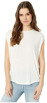 Bishop + Young Ramsey Tee (Ivory) Women's Clothing
