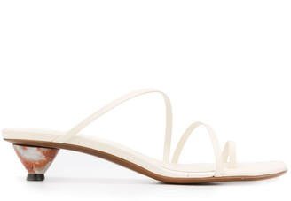 Neous Axis strappy sandals