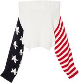 MONSE Stars & Stripes Sweater