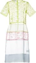 Dondup Knee-length dresses - Item 34688478