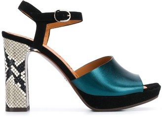 Chie Mihara 110mm Casette sandals