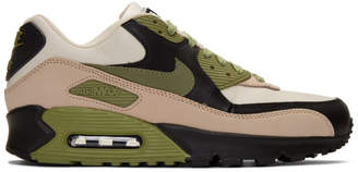 Nike Off-White Lahar Escape Air Max 90 Sneakers