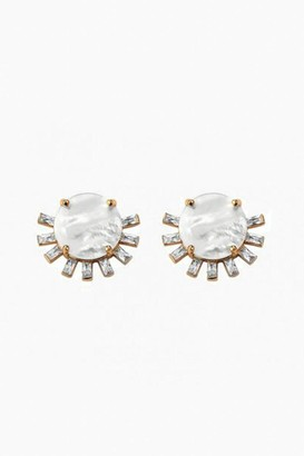 Asha Tallulah Stud Earrings