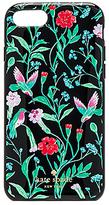 Kate Spade Jeweled Jardin iPhone 7 Case in Green.