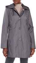Anne Klein Twin Key Trench Coat