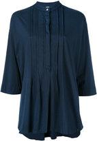 Aspesi pleated front shirt - women - Cotton - S