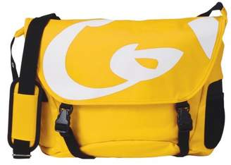 Little Company Messenger Bag, Colour: Yellow with White mg12. Dy Changing Bag (Soft Yellow)