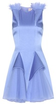 Christopher Kane Tulle And Satin Dress