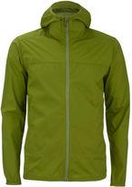 Fjallraven Abisko Windbreaker Jacket Meadow Green