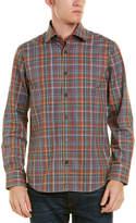 James Tattersall Woven Shirt