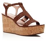 Kate Spade Tianna Woven Platform Wedge Sandals