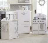 Pottery Barn Kids Retro Kitchen Icebox, Sink & Oven Set