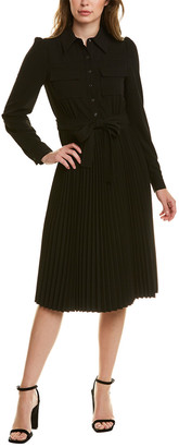 Elie Tahari Ere Shirtdress