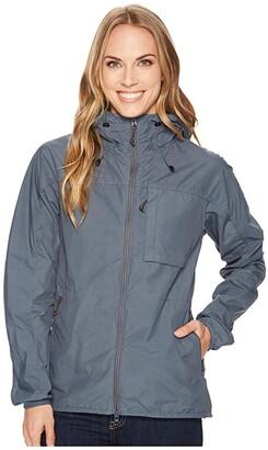 Fjallraven High Coast Wind Jacket (Dusk) Women's Coat