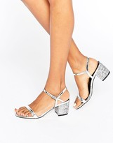 Asos HONEYCOMB Heeled Sandals