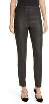 Tracy Reese Women's Metallic Skinny Pants