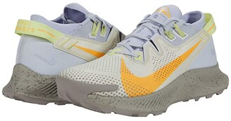 Nike Pegasus Trail 2 (Pure Platinum/Laser Orange/Fossil) Women's Shoes