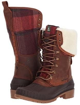 Kamik SiennaF2 (Dark Brown) Women's Cold Weather Boots