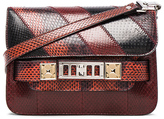Proenza Schouler Mini PS11 Diagonal Ayers Patchwork