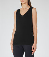 Reiss New Collection Ona V-Neck Tank Top