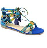 Blue Roman Sandal