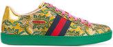 Gucci Ace brocade low-top sneakers