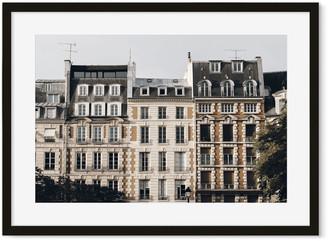 H&M Parisian Rooftops Art Print