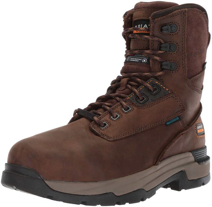 "Ariat Work Men's Mastergrip 8"" H2O 400G Composite Toe Boot"