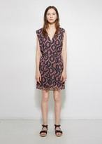 Isabel Marant Tuxi Printed Dress