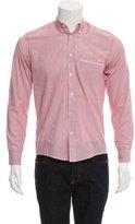 Surface to Air Pinstripe Button-Up Shirt