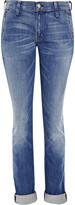 TEXTILE Elizabeth and James Iggy mid-rise straight-leg jeans