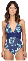 Athena Balinese Cross One-Piece