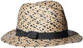 Vince Camuto Women's Braided Raffia Fedora Hat
