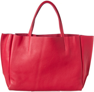 Jagger Kc Lydia Large Leather Tote