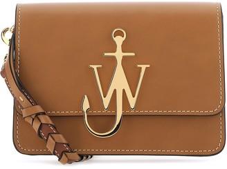J.W.Anderson Anchor Logo Braided Strap Crossbody Bag